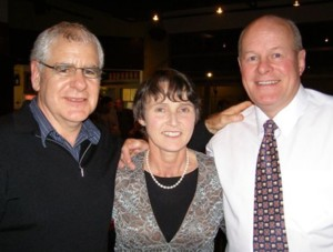 Grant Laffey, Viv and Ross Pinkham